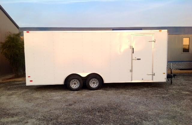 2018 Continental Cargo 8.5X18 10K Enclosed Cargo Trailer