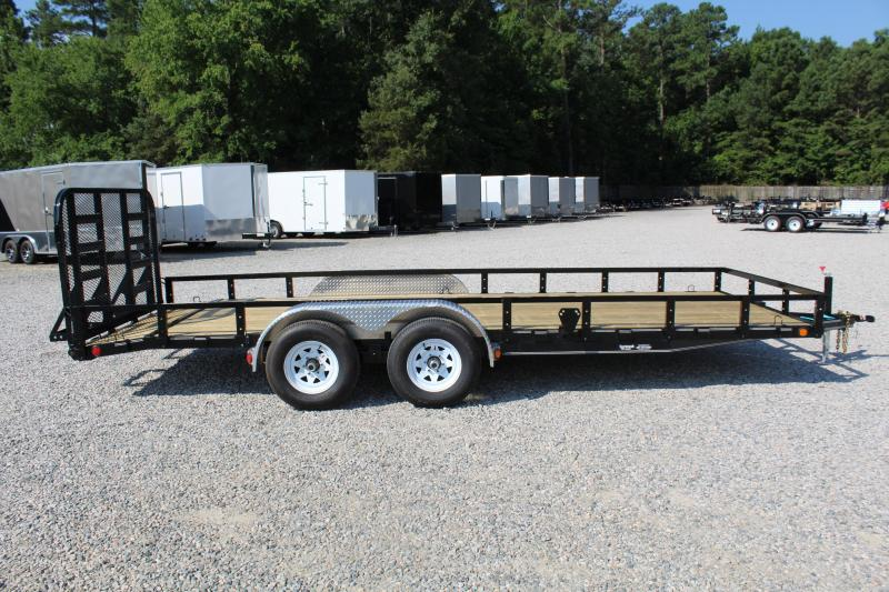 2018 PJ Trailers 20ft UL Utility Trailer