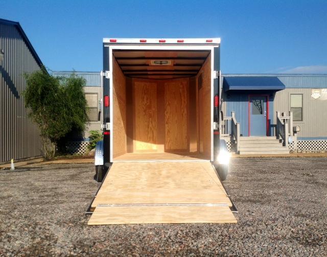 2018 Continental Cargo 6X10 w/ Ramp Door