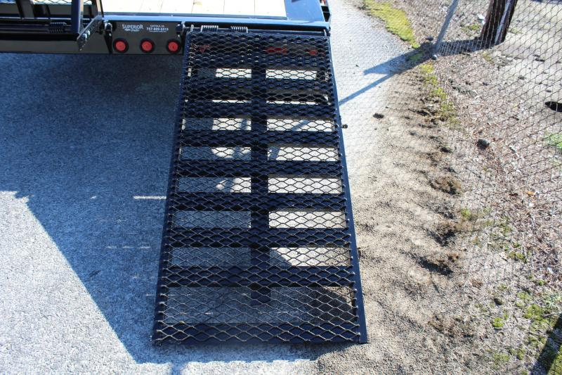 2018 PJ Trailers 26ft H5 Equipment Trailer