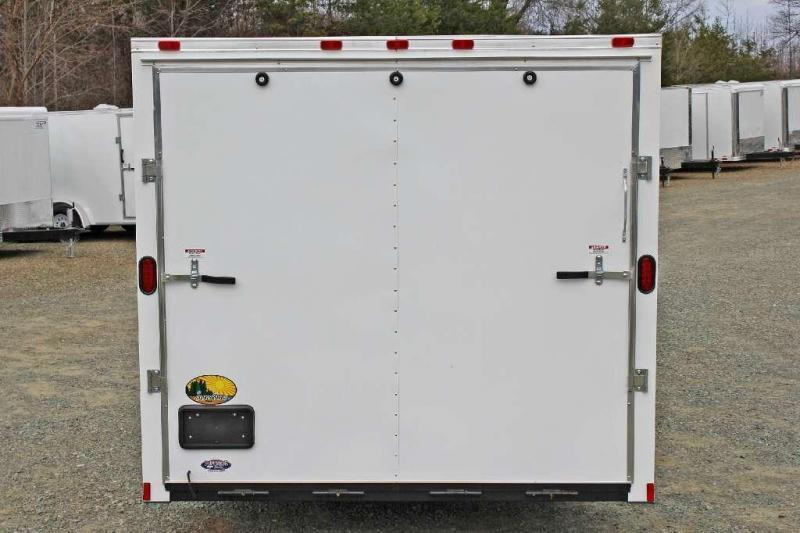 2018 Continental Cargo 8.5X28 10K W/Ramp Door