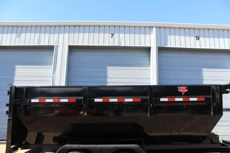 2017 PJ Trailers Roll Off Dumpster's Only