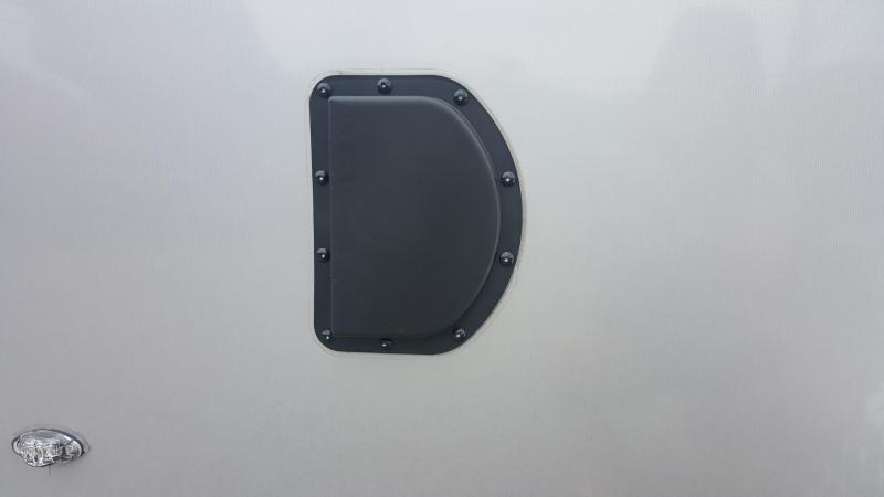 2018 Continental Cargo 7X12 w/ Ramp Door