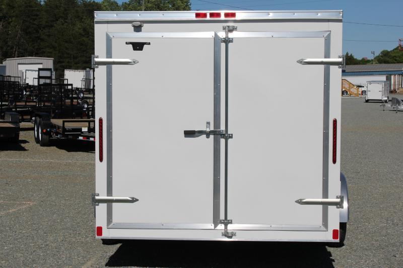 2018 Bravo Hero 7x16 w/ Double Rear Door