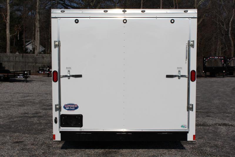 2019 Continental Cargo 8X16 w/Ramp Door