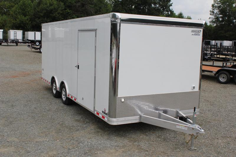 2018 Bravo ALUMINUM Star 8.5X22 10K w/ Full Escape Door