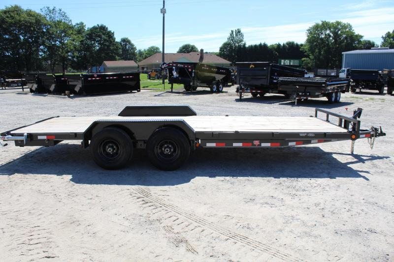 2018 PJ Trailers 20ft CE 10K Equipment Trailer