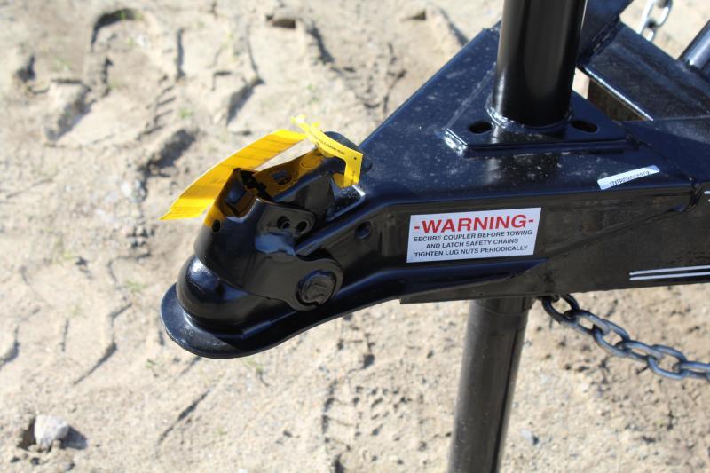 2016 Texas Bragg Trailers 5X10P Utility Trailer w/ Tailgate