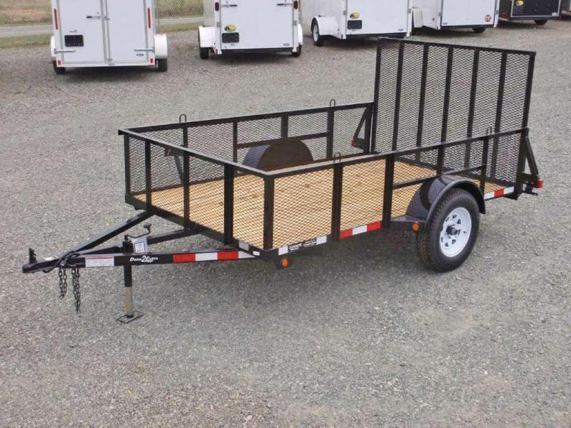 2017 Down 2 Earth 6X10 2ft Expanded Sides w/ Tailgate
