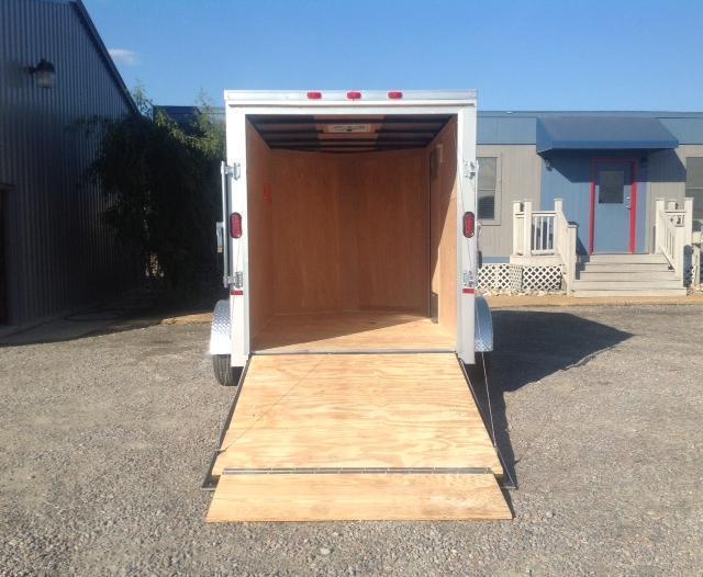 2018 Continental Cargo 6X10 w/Ramp Door