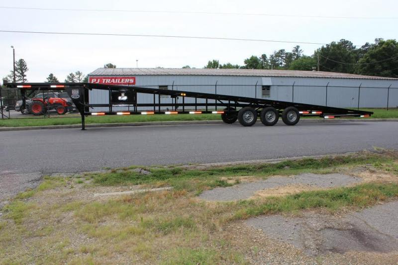 2018 Take 3 48' XT Gooseneck 3 Car Trailer