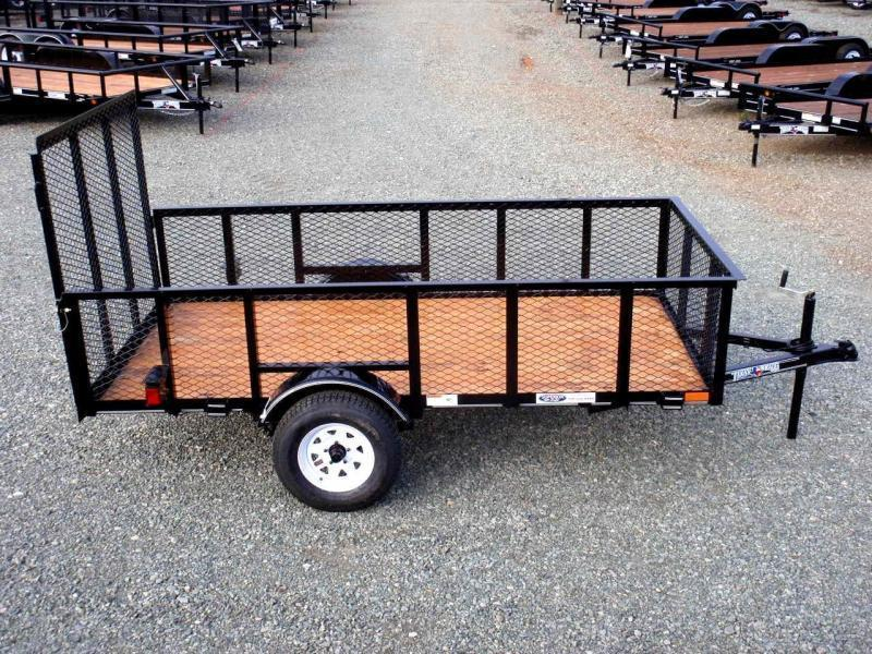 2018 Texas Bragg 5X10LB w/ 2ft Expanded Sides & Gate