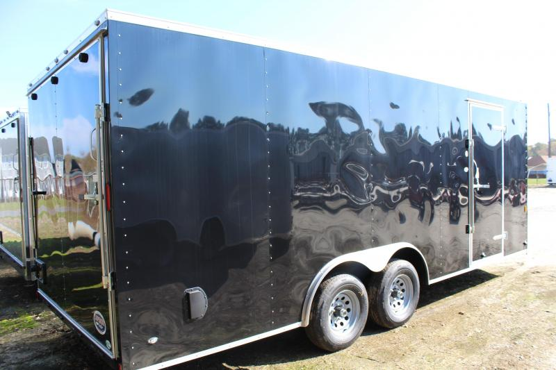 2018 Continental Cargo 8.5x20 10K Car / Racing Trailer