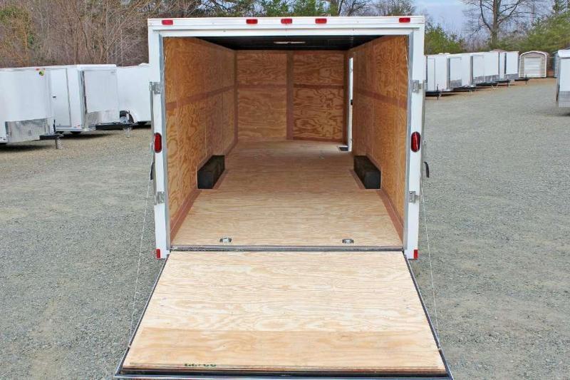 2018 Continental Cargo 8.5X28 10K w/ Ramp Door