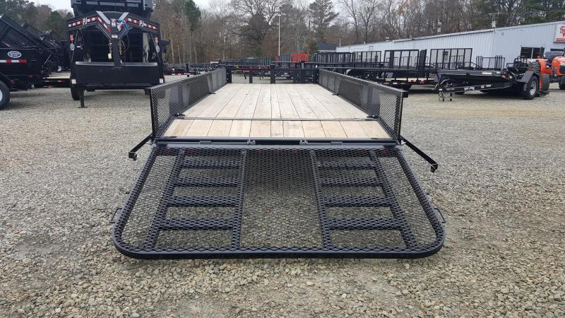 2018 PJ Trailers 20ft CC 14K Equipment Trailers