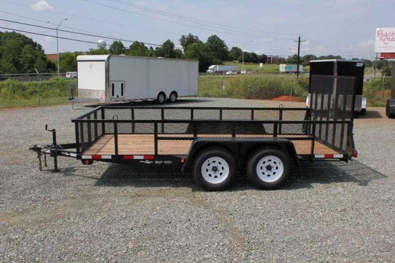 2018 Down 2 Earth 14ft 2ft Expanded Sides & Tailgate