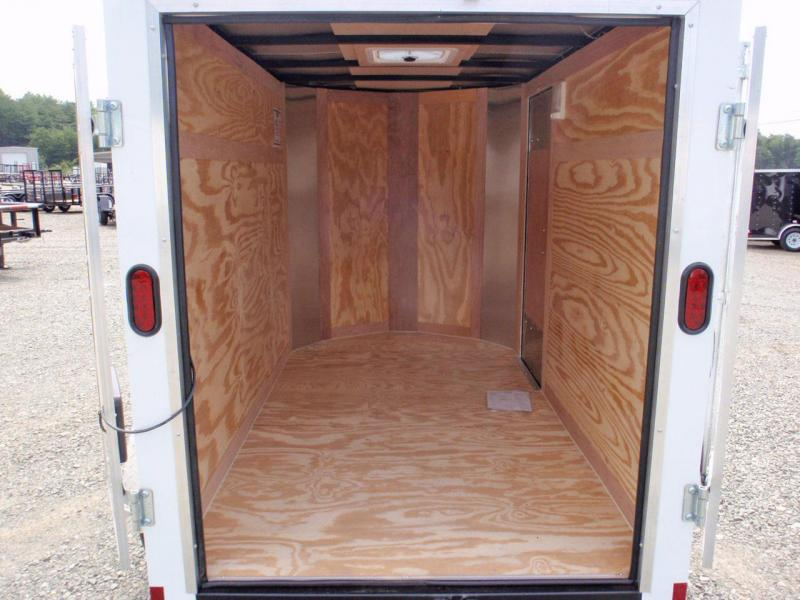 2018 Continental Cargo 5x8 w/ Double Rear Door