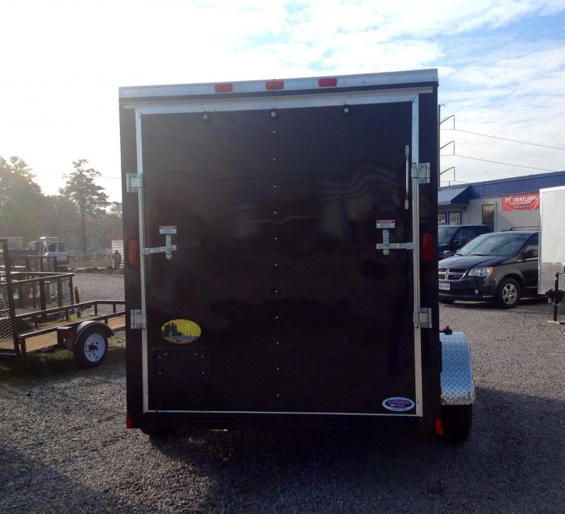2018 Continental Cargo 6X10 Ramp Door