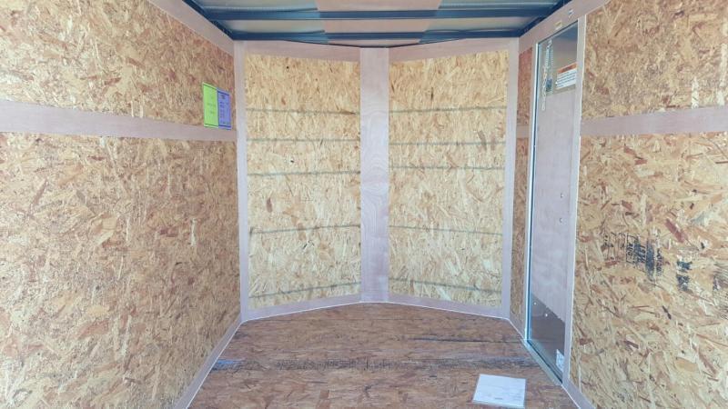 2019 Continental Cargo 6X10 Special w/Double Door