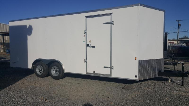 2018 Continental Cargo 8.5X20 7K Car / Racing Trailer w/ Ramp