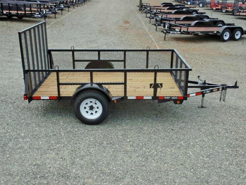 2017 Down 2 Earth 6X10 2ft Expanded Sides & Tailgate