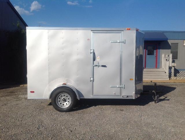 2017 Continental Cargo 6X10 w/Ramp Door