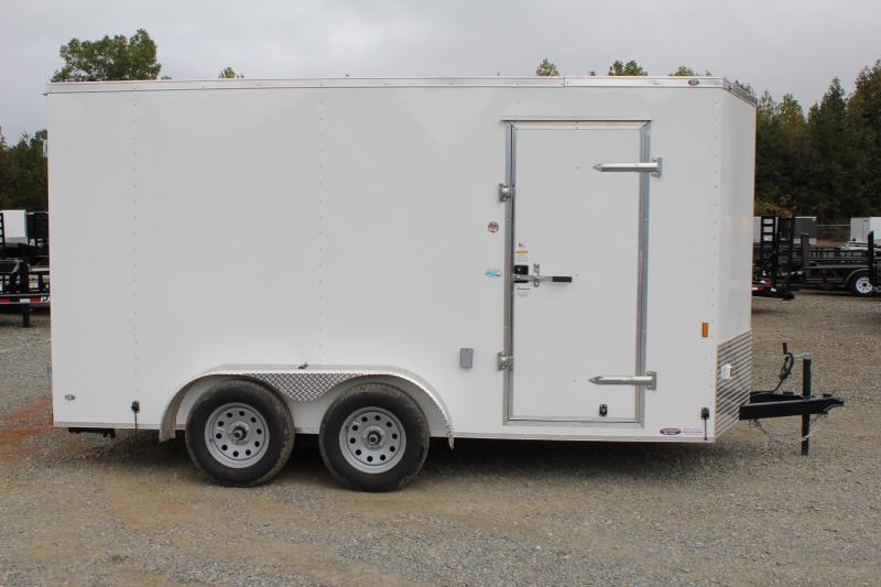2018 Continental Cargo 7X14 Concession Trailer