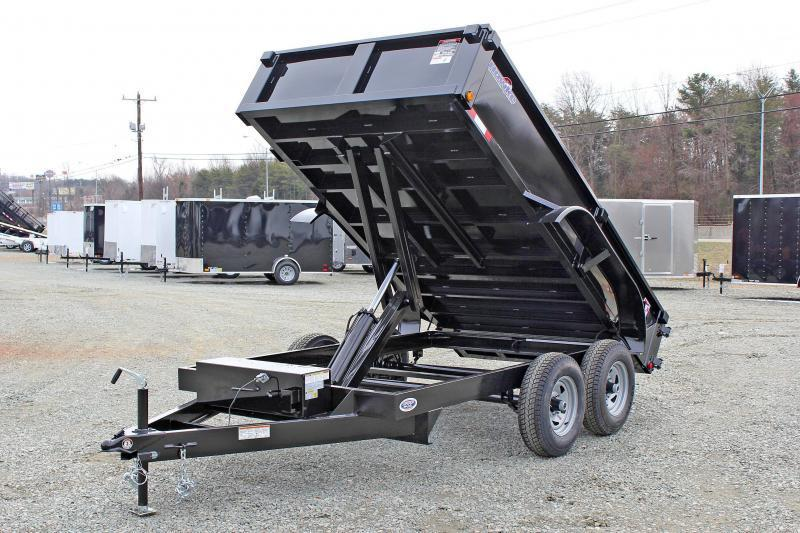 2018 Hawke 6X12 10K Dump