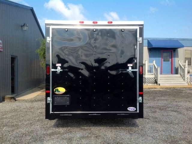 2018 Continental Cargo 7X14 Cargo / Enclosed Trailer