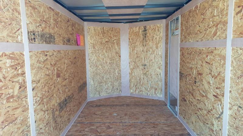 2018 Continental Cargo 6X12 Special w/Ramp Door