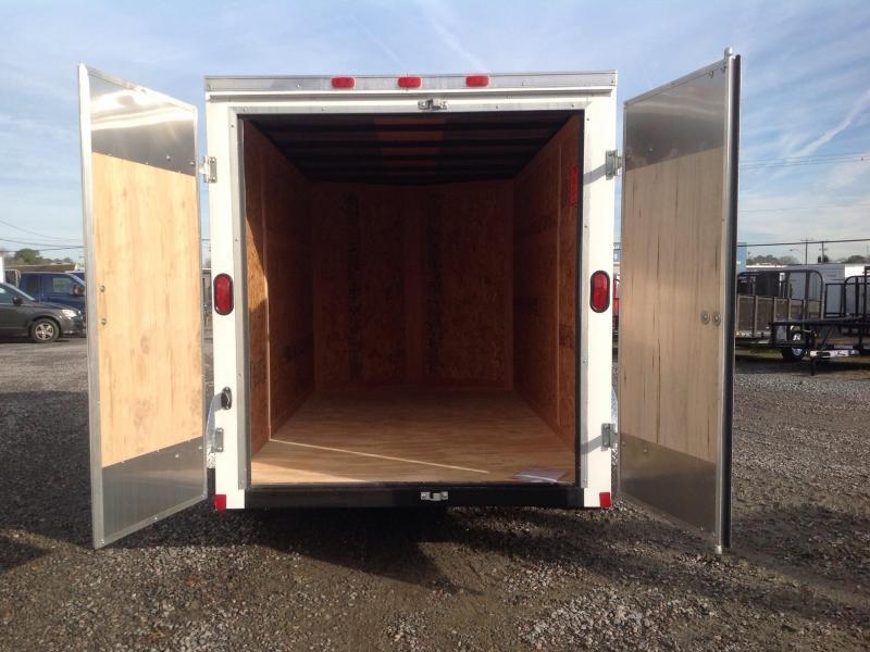 2018 Continental Cargo 6X12 Special w/Double Rear Doors & 2018 Continental Cargo 6X12 Special w/Double Rear Doors | Superior ... Pezcame.Com