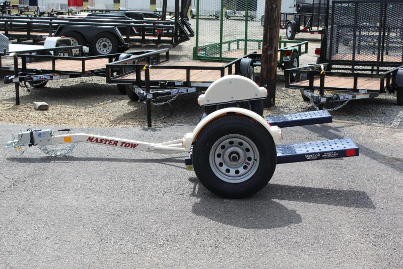 2017 Master Tow 80THD Tow Dolly w/ Surge Brakes