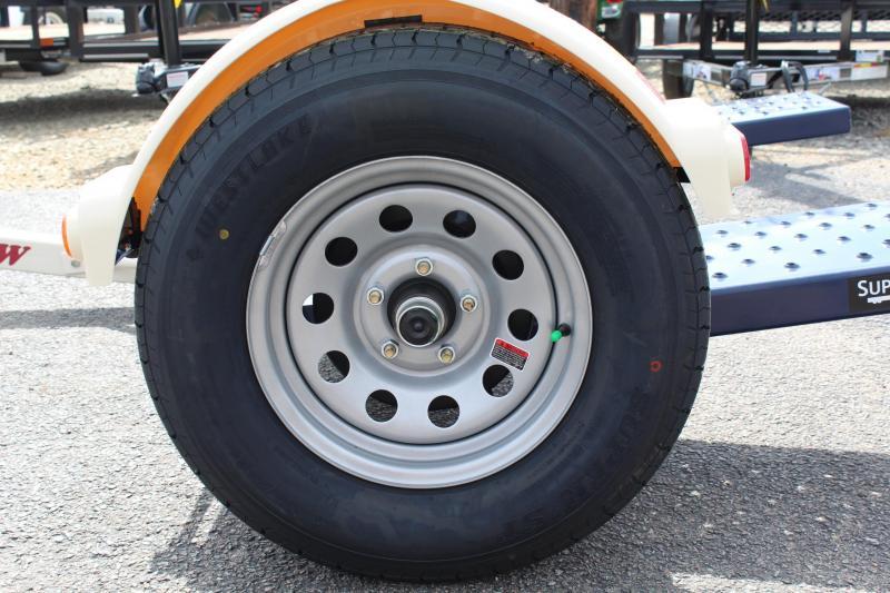 2017 Master Tow 80THD Tow Dolly w/ Surge Brakes