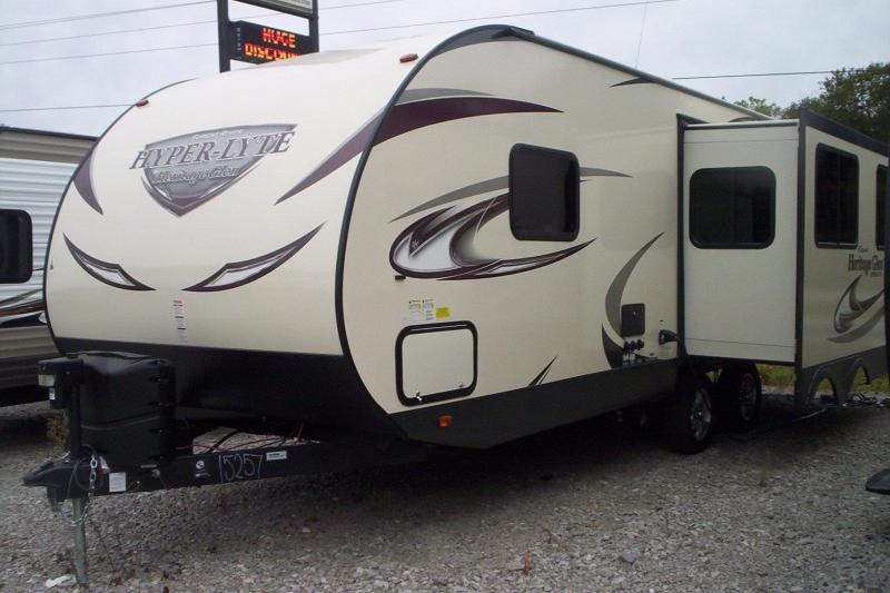 2018 Heritage Glen Hyper-Lite 26RLHL Travel Trailer