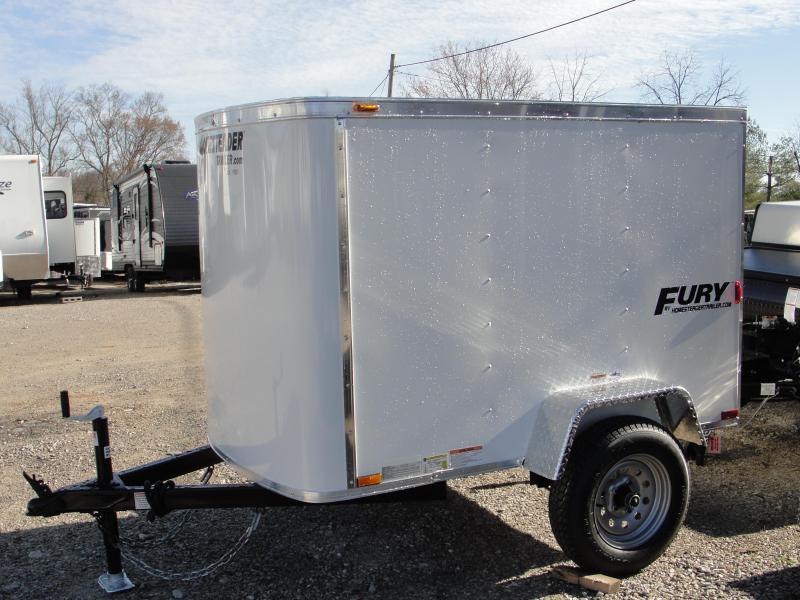 2018 Homesteader 406FS Enclosed Cargo Trailer