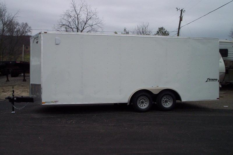 2018 Homesteader Inc. 820IT Enclosed Cargo Trailer