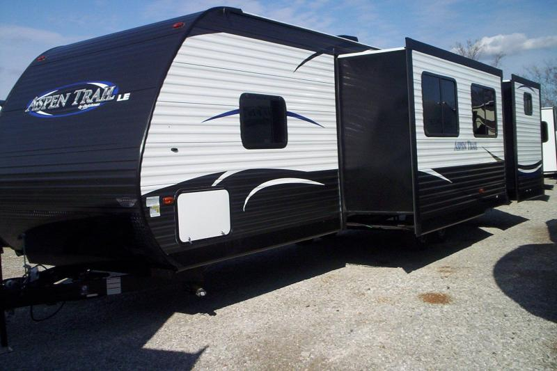 2018 Aspen Trail 31BH Travel Trailer