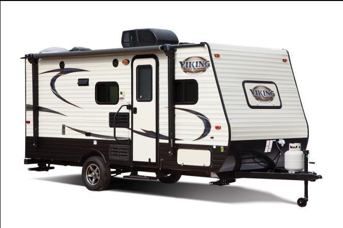 2017 Coachmen Viking Ultra Lite  17BH Camper