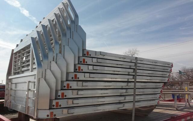 2018 ALUMA Aluminum Truck Beds