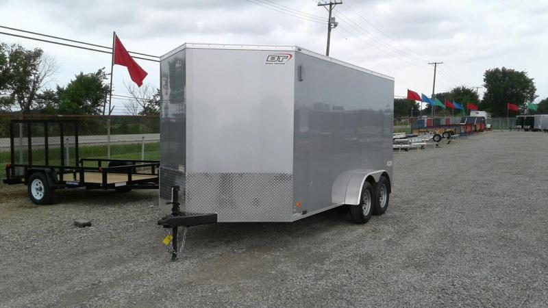 2018 Bravo Trailers 7 x 14 Scout Enclosed Cargo Trailer