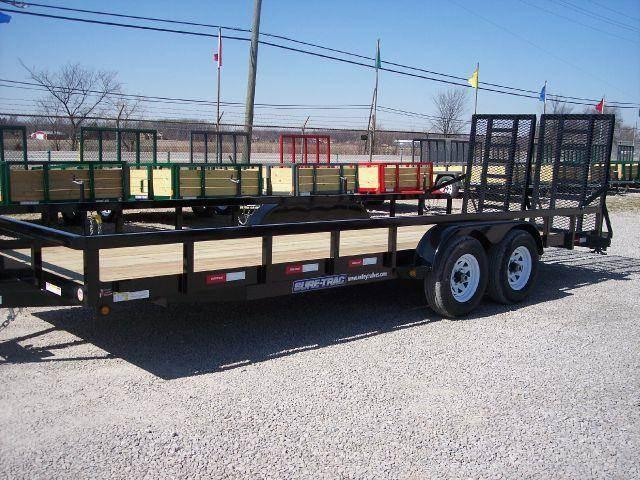 Cargo u0026 Utility Landscape trailers for sale in MI - TrailersMarket.com