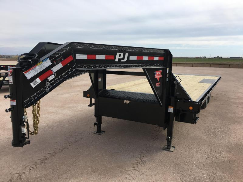 2017 Pj Gn 24 X102 Quot Deck Over Tilt Bed Happy Trailer