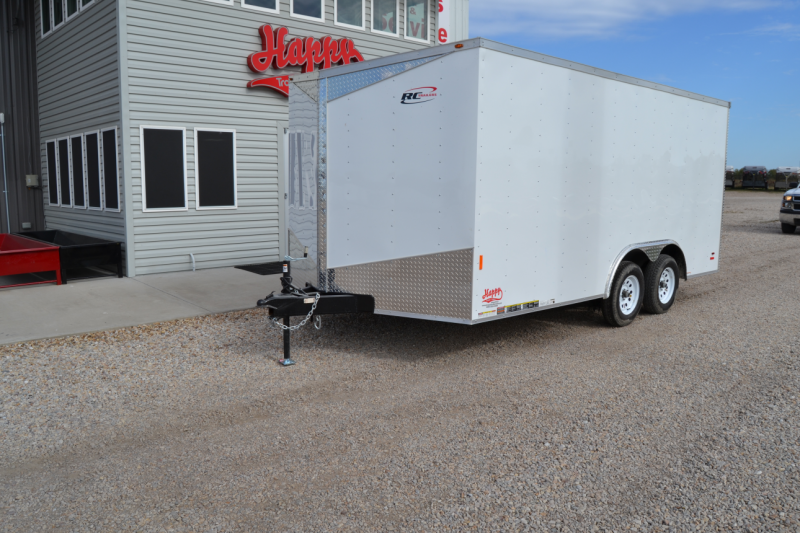 Cargo Enclosed Trailers Happy Trailer Sales Pj