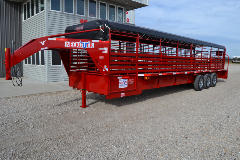 Ranchworldads Trailers >> Neck Over Cattle Trailers - Bing images