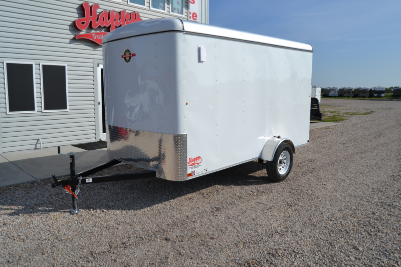 2017 Carry-On 6'x12' Economy Enclosed Trailer