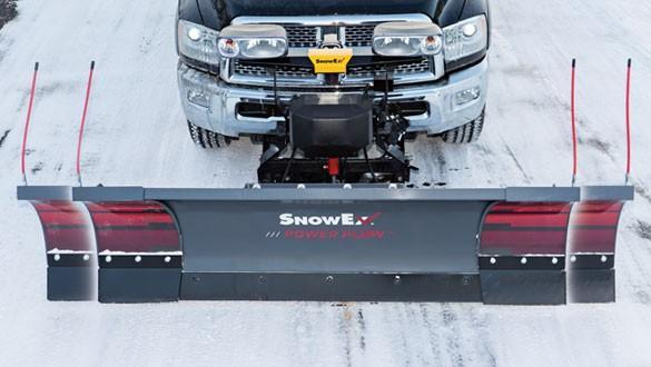 2016 SnowEx 8100 Power Plow Snow Plow