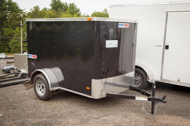 2018 Bravo Trailers HR58SA Enclosed Cargo Trailer