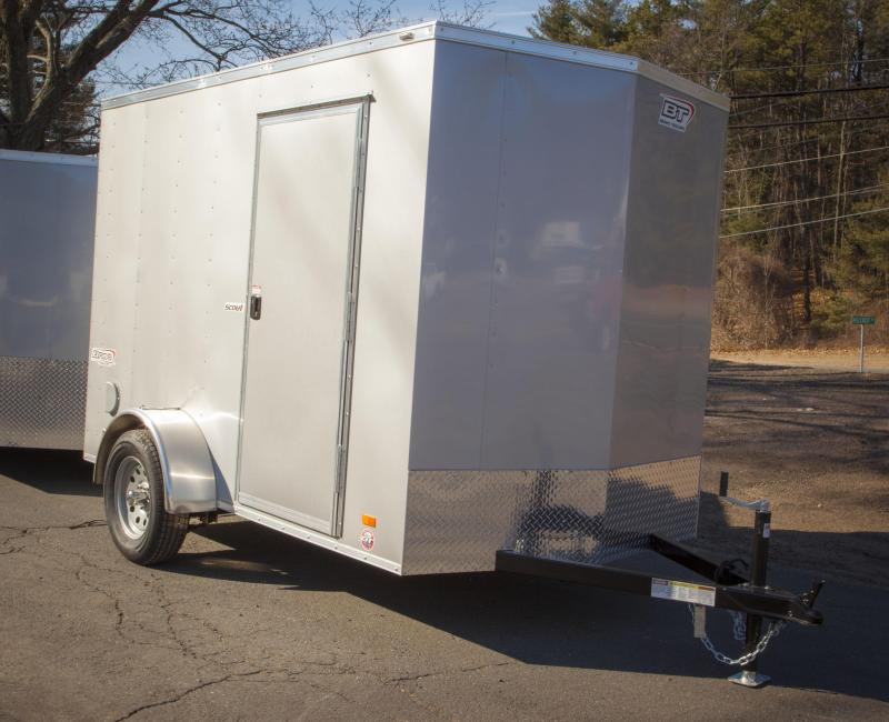 2018 Bravo Trailers SC610SA Enclosed Cargo Trailer