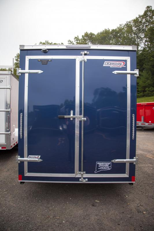 2018 Bravo Trailers SC612TA2 Enclosed Cargo Trailer