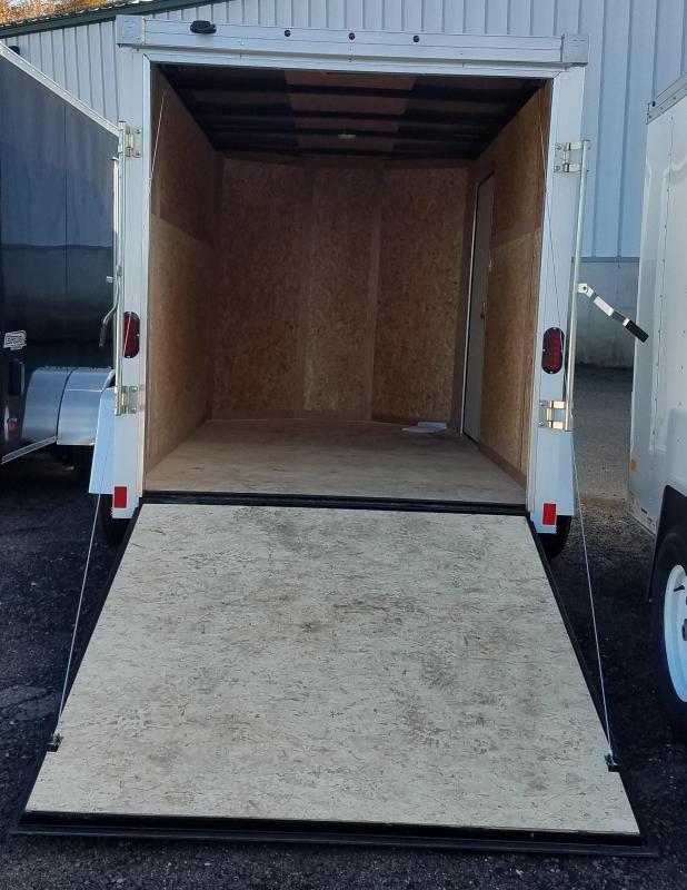 2017 Haulmark TSTV6X10DS2 Enclosed Cargo Trailer